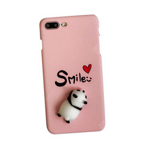 Capa de 3D de Panda para iPhone 7 Plus
