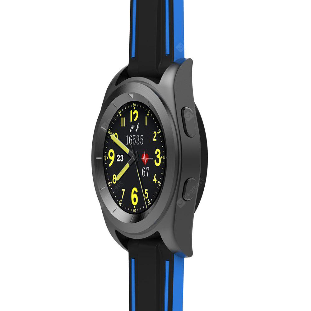 No 1 G6 Bluetooth 4 0 Heart Rate Monitor Smart Watch 37