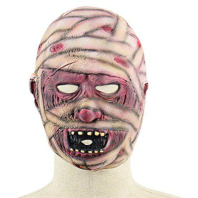 Scary Mummy Latex Mask