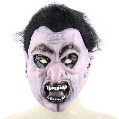 Scary Vampire Latex Mask