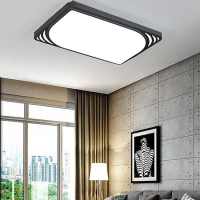 32W 2800LM LED Modern Rectangle Shape Ceiling Light 220VFlush Ceiling Lights<br>32W 2800LM LED Modern Rectangle Shape Ceiling Light 220V<br><br>Features: Remote-Controlled<br>Illumination Field: 15 - 25 Square Meter<br>Luminous Flux: 2800lm<br>Package Contents: 1 x Ceiling Light, 1 x Remote Control<br>Package size (L x W x H): 74.00 x 48.00 x 16.00 cm / 29.13 x 18.9 x 6.3 inches<br>Package weight: 5.0300 kg<br>Product size (L x W x H): 68.00 x 42.00 x 8.50 cm / 26.77 x 16.54 x 3.35 inches<br>Product weight: 5.0000 kg<br>Sheathing Material: Iron, Acrylic<br>Type: Ceiling Lights<br>Voltage (V): 220V<br>Wavelength / CCT: 3000K,6500K
