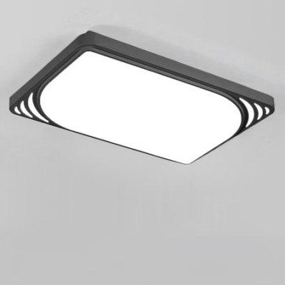 32W 2800LM LED Modern Rectangle Shape Ceiling Light 220V