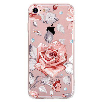 Rose Soft Case for iPhone 7