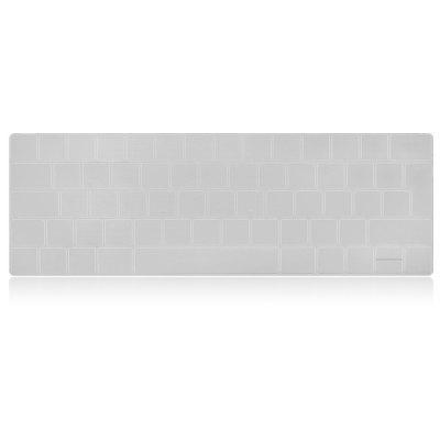 ENKAY Transparent TPU Ultra-thin Keyboard Guard Protective Film for MacBook Pro with Touch Bar 13.3 / 15.4 inch Europe V