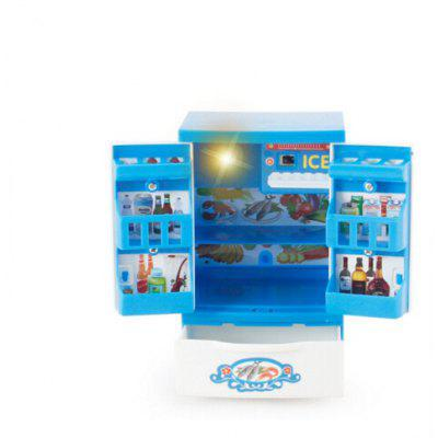Mini Cute Refrigerator Pretend Play Toy