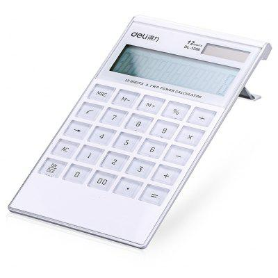 Deli 1256 Calculator