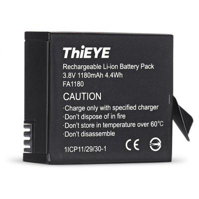 Original ThiEYE 3.8V 1180mAh Backup Li-ion Battery