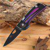 Sanrenmu B7 - 762 Pocket Axis Lock Folding Knife - COLORFUL