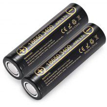 LiitoKala Lii - 34A 18650 Li-ion Rechargeable Battery