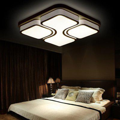 Quadratic Light-adjustable LED Ceiling Light