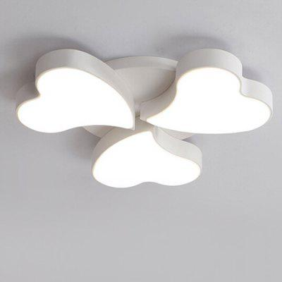 Heart-shaped LED Ceiling Lamp