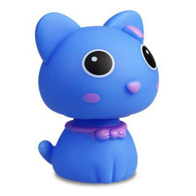 Shaking Head Cat Car Decoration Toy