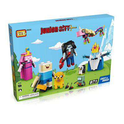 LOZ Adventure Mini Particles Building Blocks new magnet game mini enlighten magnetic building blocks models