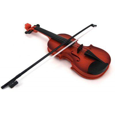 Portable Electronic Violin Toy for Kids