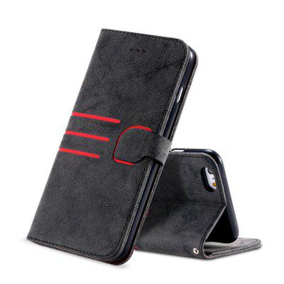 Retro Wallet Case for iPhone 7iPhone Cases/Covers<br>Retro Wallet Case for iPhone 7<br><br>Compatible for Apple: iPhone 7<br>Features: Anti-knock, Cases with Stand, FullBody Cases, Wallet Case, With Credit Card Holder<br>Material: PU Leather<br>Package Contents: 1 x Phone Case<br>Package size (L x W x H): 8.00 x 2.00 x 15.00 cm / 3.15 x 0.79 x 5.91 inches<br>Package weight: 0.0450 kg<br>Product size (L x W x H): 7.00 x 1.00 x 14.00 cm / 2.76 x 0.39 x 5.51 inches<br>Product weight: 0.0250 kg<br>Style: Matte, Retro, Leather