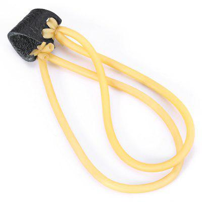 Elastic Soft Latex Tube Slingshot Band