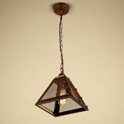 CY - DD - 329 Pyramid Shape E27 Base Pendant Light 85 - 265V
