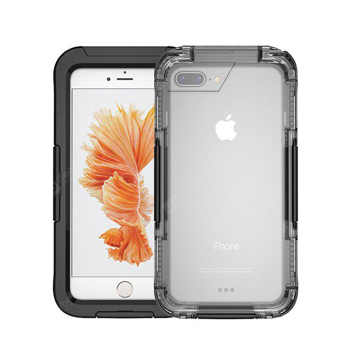 IP67 Waterproof Case Anti-dust Cover Diving Protector Shell for iPhone 7 Plus