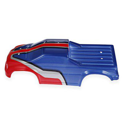 Original ZD Racing PVC Body ShellRC Car Parts<br>Original ZD Racing PVC Body Shell<br><br>Brand: ZD Racing<br>Package Contents: 1 x Body Shell, 1 x Sticker<br>Package size (L x W x H): 43.50 x 18.00 x 14.50 cm / 17.13 x 7.09 x 5.71 inches<br>Package weight: 0.2040 kg<br>Product size (L x W x H): 42.50 x 17.00 x 13.50 cm / 16.73 x 6.69 x 5.31 inches<br>Product weight: 0.1070 kg<br>Type: Body Shell