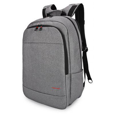 Buy LIGHT GRAY Tigernu T B3142 USB Port 35L Leisure Backpack Laptop Bag for $37.76 in GearBest store