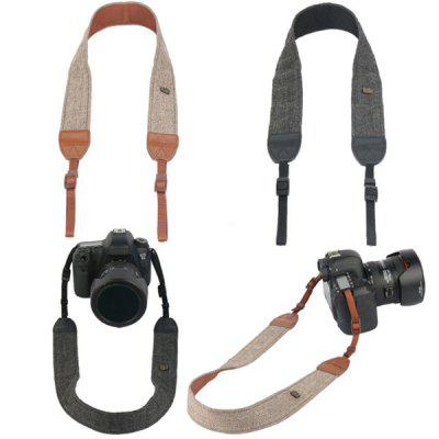 Vintage Cotton Camera Shoulder Neck StrapeCamera Bags<br>Vintage Cotton Camera Shoulder Neck Strape<br><br>Package Contents: 1 x Camera Shoulder Neck Strape<br>Package size (L x W x H): 21.00 x 5.00 x 4.00 cm / 8.27 x 1.97 x 1.57 inches<br>Package weight: 0.0850 kg<br>Product size (L x W x H): 120.00 x 4.00 x 0.20 cm / 47.24 x 1.57 x 0.08 inches<br>Product weight: 0.0600 kg