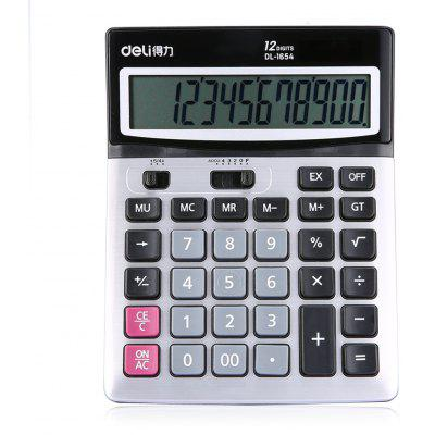 Deli 1654 Calculator 12 Calcul Calculateur