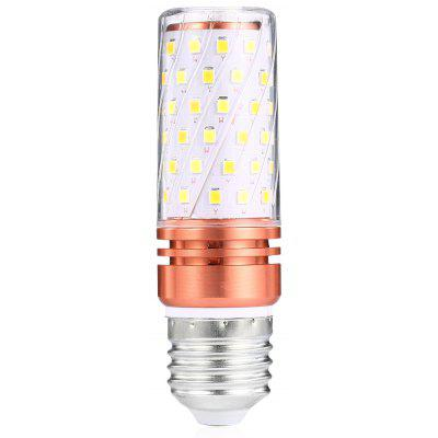 E27 16W 2835 SMD 84 LED Lampadina in Forma di Mais 180 - 220V