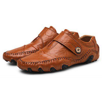Men Special Genuine Leather Casual Shoes