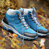 Skidproof High Upper Hiking Shoes for Lovers - ROYAL