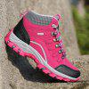 Skidproof High Upper Hiking Shoes for Lovers - SANGRIA