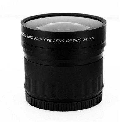 Lightdow 58W 0.21x Telephoto Fish-eye LensLens<br>Lightdow 58W 0.21x Telephoto Fish-eye Lens<br><br>Brand: Lightdow<br>Package Contents: 1 x Lens, 1 x Front Cap, 1 x Rear Cap<br>Package size (L x W x H): 9.50 x 9.50 x 9.50 cm / 3.74 x 3.74 x 3.74 inches<br>Package weight: 0.3200 kg<br>Product size (L x W x H): 7.00 x 7.00 x 6.50 cm / 2.76 x 2.76 x 2.56 inches<br>Product weight: 0.2500 kg