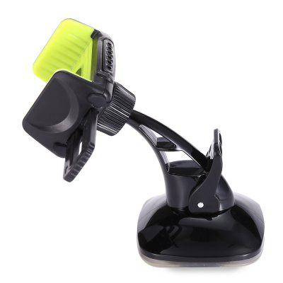 9NINE Rotatable Car Phone Mount with AromatherapyCar Phone Holder<br>9NINE Rotatable Car Phone Mount with Aromatherapy<br><br>Brand: 9NINE<br>Functions: Against water/dust/dirt/sand<br>Package Contents: 1 x 9NINE Adjustable Car Phones Holder, 2 x Solid Aromatherapy<br>Package size (L x W x H): 12.00 x 12.00 x 7.00 cm / 4.72 x 4.72 x 2.76 inches<br>Package weight: 0.1500 kg<br>Product size (L x W x H): 10.50 x 10.50 x 5.70 cm / 4.13 x 4.13 x 2.24 inches<br>Product weight: 0.1200 kg<br>Type: Mount