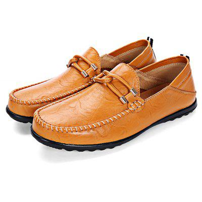 Buy LIGHT BROWN Men Fashion Casual Doug Shoes for $36.63 in GearBest store