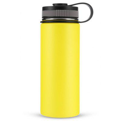 550ml Stainless Steel Vacuum Insulated Mug Sealed Water Bottle