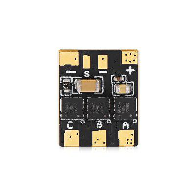 HGLRC BS13A Micro BLHeli - S 13A DShot ESCESC<br>HGLRC BS13A Micro BLHeli - S 13A DShot ESC<br><br>Burst Current: 20A<br>Firmware: BLHeli-S<br>Functions: Oneshot125, Multishot, DShot600, DShot300, DShot150, Damped Light, Oneshot42<br>Input Voltage: 2 - 3S<br>Package Contents: 1 x ESC, 1 x Set of Cables<br>Package size (L x W x H): 8.00 x 12.00 x 0.80 cm / 3.15 x 4.72 x 0.31 inches<br>Package weight: 0.0270 kg<br>Product size (L x W x H): 1.40 x 1.10 x 0.30 cm / 0.55 x 0.43 x 0.12 inches<br>Product weight: 0.0009 kg<br>Type: ESC