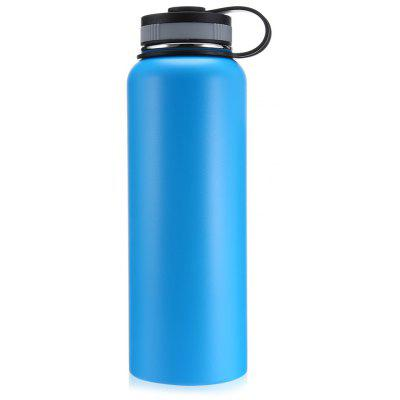 1200ml Stainless Steel Vacuum Insulated Mug Sealed Water Bottle
