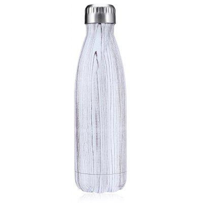 500ml Stainless Steel Vacuum Insulated Mug Sealed Water Cola Bottle