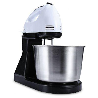 180W 7-speed Dough Hand Stand Mixer Whisk Blender