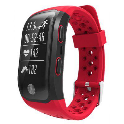 S908 GPS Sports Smartband Heart Rate Monitor