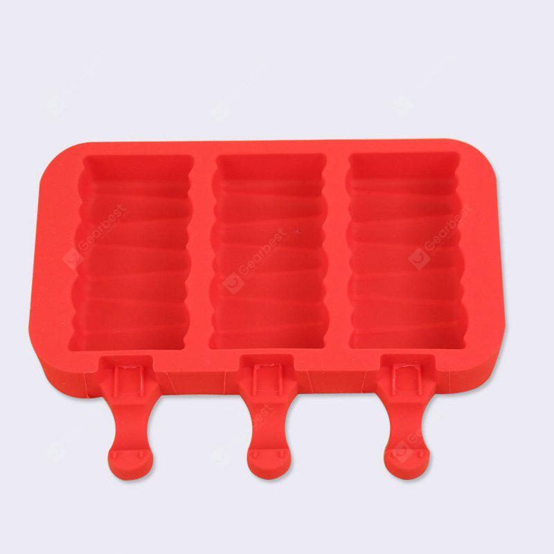 Buy Silicone Mini Pops Mold RED