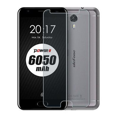 Tempered Glass Screen Film for Ulefone Power 2
