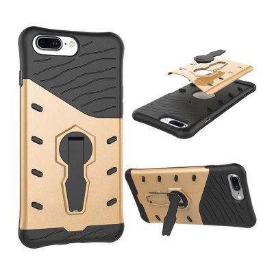 Naxtop TPU Bumper PC Cover Kickstand Case for OnePlus 5Cases &amp; Leather<br>Naxtop TPU Bumper PC Cover Kickstand Case for OnePlus 5<br><br>Brand: Naxtop<br>Compatible Model: OnePlus 5<br>Features: Anti-knock, Back Cover, Cases with Stand<br>Material: PC, TPU<br>Package Contents: 1 x Phone Case<br>Package size (L x W x H): 10.00 x 2.30 x 17.00 cm / 3.94 x 0.91 x 6.69 inches<br>Package weight: 0.0900 kg<br>Product Size(L x W x H): 7.90 x 1.30 x 15.80 cm / 3.11 x 0.51 x 6.22 inches<br>Product weight: 0.0450 kg<br>Style: Modern, Cool