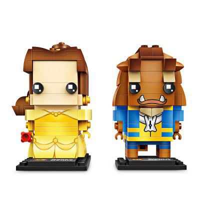 LOZ 266pcs Mini Cartoon Character Building BlockBlock Toys<br>LOZ 266pcs Mini Cartoon Character Building Block<br><br>Brand: LOZ<br>Gender: Unisex<br>Materials: ABS<br>Package Contents: 1 x Building Block Set, 1 x Illustrated Instruction<br>Package size: 23.00 x 5.00 x 20.00 cm / 9.06 x 1.97 x 7.87 inches<br>Package weight: 0.2000 kg<br>Product weight: 0.1500 kg<br>Stem From: Europe and America<br>Suitable Age: Kid<br>Theme: Movie and TV<br>Type: Kids Building
