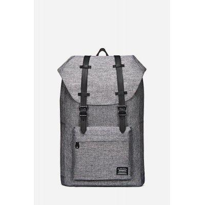 KAUKKO 18.27L Modern Backpack Laptop BagBackpacks<br>KAUKKO 18.27L Modern Backpack Laptop Bag<br><br>Brand: KAUKKO<br>Closure Type: Drawstring<br>Material: Linen, Oxford Fabric<br>Package Size(L x W x H): 31.00 x 16.00 x 47.00 cm / 12.2 x 6.3 x 18.5 inches<br>Package weight: 0.8800 kg<br>Packing List: 1 x Backpack<br>Product Size(L x W x H): 29.00 x 14.00 x 45.00 cm / 11.42 x 5.51 x 17.72 inches<br>Product weight: 0.8300 kg<br>Style: Fashion<br>Type: Backpacks