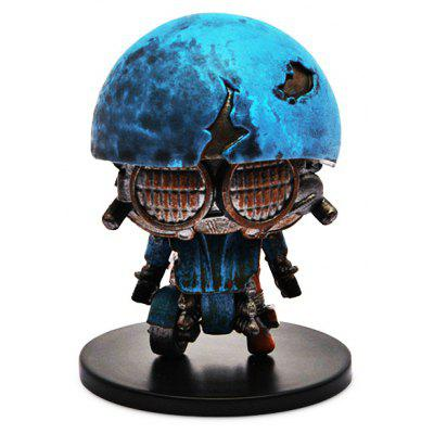 5cm PVC Action Figure Model Collection Toy Decoration