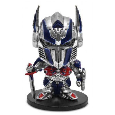 PVC Heroic Figure Model Collection Toy Decoration