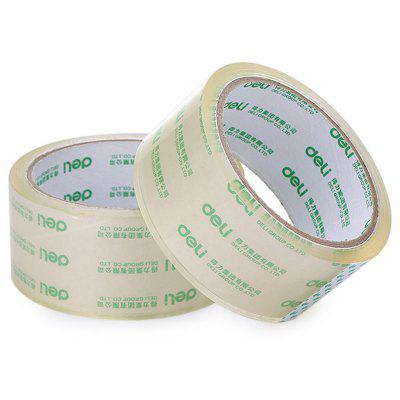 Deli 30171 6PCS Transparent Adhesive Tape for Office / School