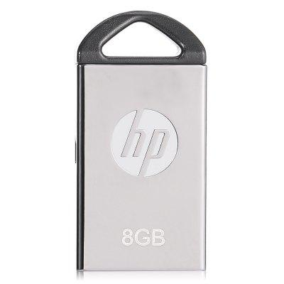 HP V221W USB 2.0 Flash Memory Drive FAT32 U StickUSB Flash Drives<br>HP V221W USB 2.0 Flash Memory Drive FAT32 U Stick<br><br>Available Capacity: 8G<br>Brand: HP<br>Compatible with: Android<br>Interface: USB 2.0<br>Max. Read Speed: 14MB/s<br>Max. Write Speed: 4MB/s<br>Model: V221W<br>Package Contents: 1 x HP V221W USB 2.0 Flash Memory Drive, 1 x Portable Ring<br>Package size (L x W x H): 13.10 x 10.40 x 1.50 cm / 5.16 x 4.09 x 0.59 inches<br>Package weight: 0.0660 kg<br>Product size (L x W x H): 2.40 x 1.20 x 0.40 cm / 0.94 x 0.47 x 0.16 inches<br>Product weight: 0.0060 kg<br>Style: Classic<br>Type: USB Stick