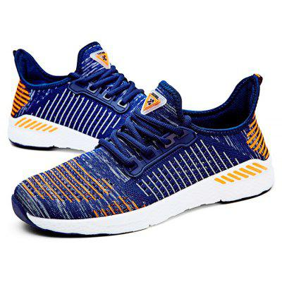 Women Breathable Mesh Sports Shoes