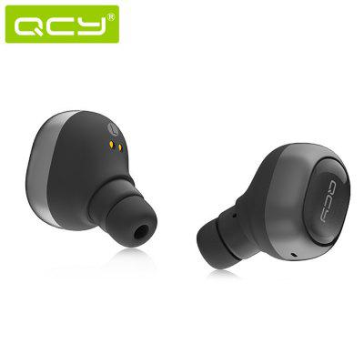 QCY Q29 Pro In-ear TWS Bluetooth Double Headset - BLACK